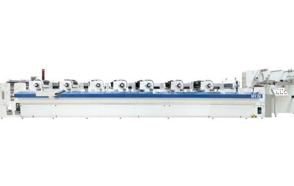 MFX-350 macchina semirotativa flexo